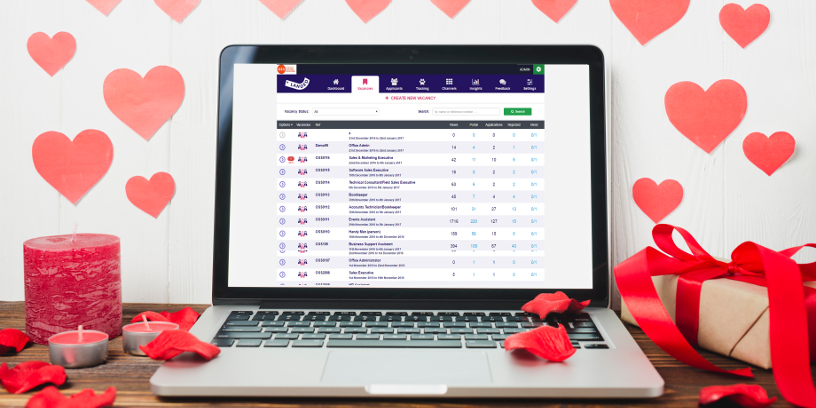 Fall in love with hiring again with Landed